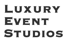 Luxury Event Studios Logo